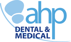 AHP Dental and Medical Logo